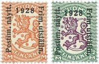 Finlande - LAPE 137-138 - Neuf