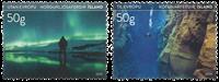 Island - Turisme 2019 - Postfrisk sæt 2v