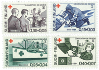 Finlande - LAPE 588-591 - Neuf