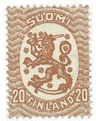 Finlande - LAPE 127B - Neuf
