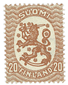 Finland - LAPE 127B - Postfrisk
