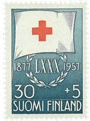 Finland - LAPE 484 - Postfrisk