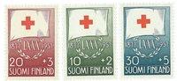 Finlande - LAPE 482-484 - Neuf