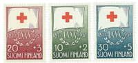 Finland - LAPE 482-484 - Postfrisk