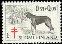 Finland - LAPE 601 - Postfrisk