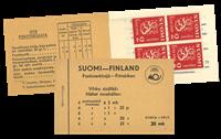 Finland -  LAPV1 - Postfrisk hæfte
