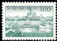 Finland - LAPE 561Y - Postfrisk