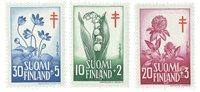 Finlande - LAPE 493-495 - Neuf