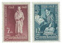 Suomi - LAPE 356-357 - Postituoreita