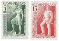 Finlande - LAPE 370-371 - Neuf