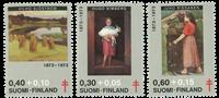 Finland - LAPE 729-731 - Postfrisk