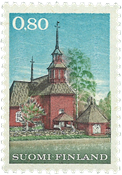 Finlande - LAPE 671 - Neuf