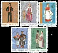 Finland - LAPE 709-713 - Postfrisk