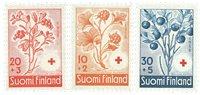 Finland - LAPE 499-501 - Postfrisk