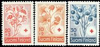 Finlande - LAPE 499-501 - Neuf
