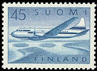 Finland - LAPE 512 - Postfrisk