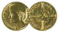 1000 året for Mønter 20 kr.