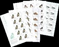 Jersey - Canards Amitié Chine - Série neuve 6v