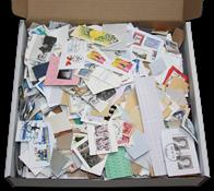 Svezia - francobolli a peso 1 kg