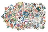 Danmark - 1400 forsk. frimærker
