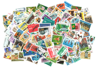 Zaire/Congo - 505 different stamps and 18 souvenir  sheets