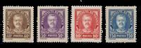 Monaco - 1933 - Y&T 115/118, neuf