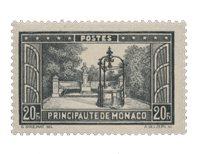 Monaco 1933-1937 - YT 134 - Postfrisk
