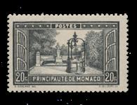 Monaco - 1933/1937 - Y&T 134, neuf