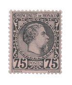 Monaco - 1885 - Y&T 8, neuf