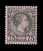 Monaco 1885 - YT 8 - Postfrisk