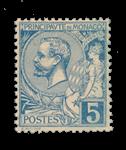 Monaco - 1891/1894 - Y&T 13, neuf
