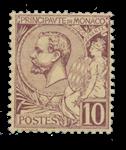 Monaco - 1891/1894 - Y&T 14, neuf