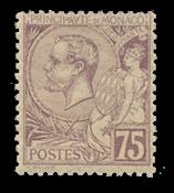 Monaco 1891-1894 - YT 19 - Postfrisk