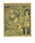 Monaco - 1891/1894 - Y&T 20, neuf