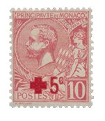 Monaco - 1914 - Y&T 26, neuf
