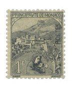Monaco 1919 - YT 32 - Ubrugt