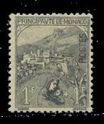 Monaco - 1919 - Y&T 32, neuf avec charnière