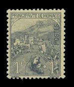 Monaco - 1919 - Y&T 32, neuf
