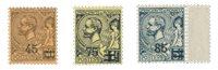 Monaco - 1924 - YT 70/72, neuf