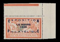 Frankrig - 1929 - Y&T 257A - Postfrisk