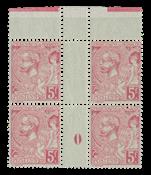 Monaco - 1891/1894 - Y&T 21, neuf