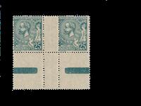 Monaco 1891-1894 - YT 20 - Postfrisk