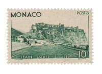 Monaco 1939 - YT 184 - Postfrisk