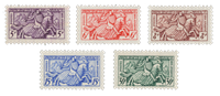 Monaco - 1955 - Y&T 415/419, neuf