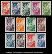 Monaco - 1954/1959 - Y&Y PO11/18, neuf