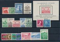 België 1950 - Postfris