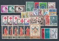 Belgique - Année complète 1959, neuf