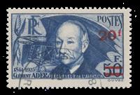 Frankrig 1940 - YT 493 - Stemplet