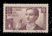 France 1938 - YT 418 - Oblitéré