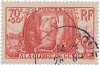 Frankrig 1939 - YT 423 - Stemplet